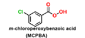Reagent Friday: m-CPBA (meta-chloroperoxybenzoic acid)