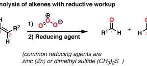 Alkene Reactions: Ozonolysis